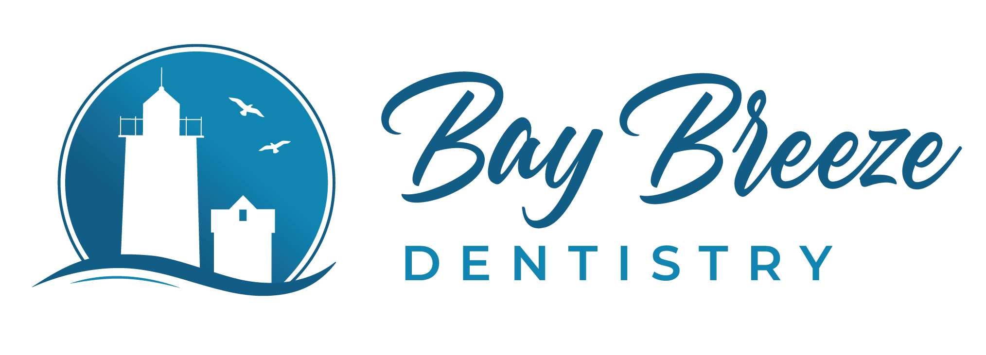 Portsmouth, NH Dentist Bay Breeze Dentistry Mobile Logo