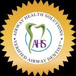 Airway Health Solutions Verified Airway Dentist™
